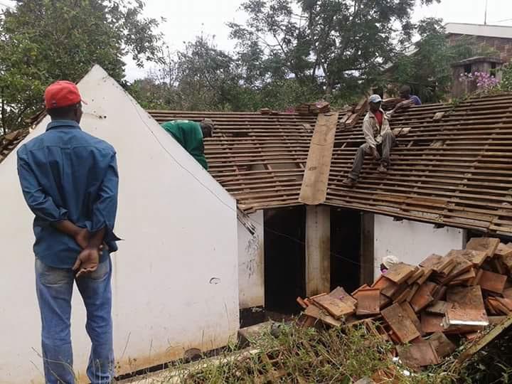 Demolition Services/Kenya