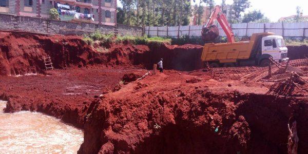 pullman excavators 17